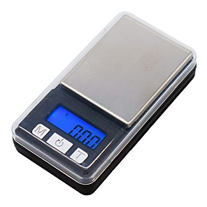 cheap Novelties-200g/0.01g High Definition Portable LCD Display Digital Jewelry Scale For Office and Teaching Home life Kitchen daily