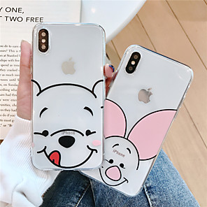 cheap iPhone Cases-Case For Apple iPhone 11 / iPhone 11 Pro / iPhone 11 Pro Max Pattern Back Cover Cartoon Soft TPU