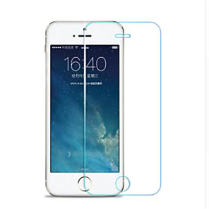 cheap iPhone Screen Protectors-AppleScreen ProtectoriPhone SE / 5s High Definition (HD) Front Screen Protector 1 pc Tempered Glass