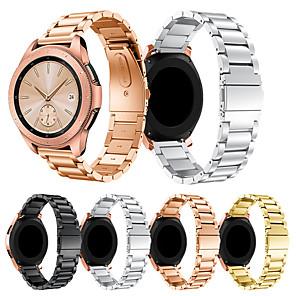 cheap Smartwatch Bands-Watch Band for Samsung Galaxy Watch 42 Samsung Galaxy Sport Band Metal / Stainless Steel Wrist Strap