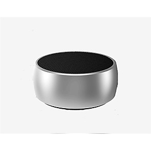 cheap Outdoor Speakers-Bluetooth speaker mini-you wireless waterproof heavy bass gun wireless sound 3D surround the car-borne loud sound of portable small steel gun