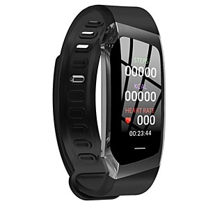 cheap Others-E18 Smart Watch BT 4.0 Fitness Tracker Support Notify & Heart Rate Monitor Waterproof Wristband for Samsung/HUAWEI/IPhone
