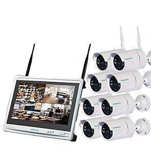 cheap Wireless CCTV System-360 ° NTSC / PAL SNR 2 Transfer Rate 5000 Mb/S