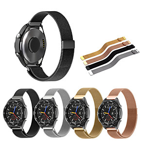 cheap Smartwatch Bands-Watch Band for Huawei Watch 2 Huawei Sport Band / Milanese Loop Stainless Steel Wrist Strap
