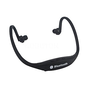 cheap Sports Headphones-LITBest Neckband Headphone Wireless with Microphone with Volume Control Sport Fitness