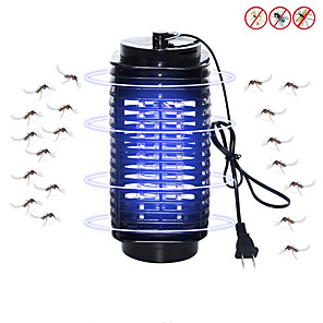 cheap LED Smart Home-LED Night Light Insect Mosquito Fly Repeller Lamp Pest Repeller Advanced Bug Zapper Effective Safe Silent Chemical Free Eco-friendly AC Powered 1pc