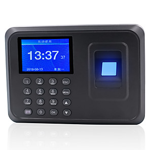 cheap Access Control & Attendance Systems-YK&SCAN F01 Attendance Machine Record the Query Fingerprint / Password School / Hotel / Office