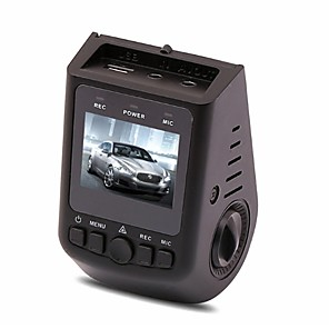 cheap Car DVR-1080p HD / Night Vision / Wireless Car DVR 170 Degree Wide Angle 1.5 inch TFT Dash Cam with Night Vision / G-Sensor / Parking Monitoring Car Recorder