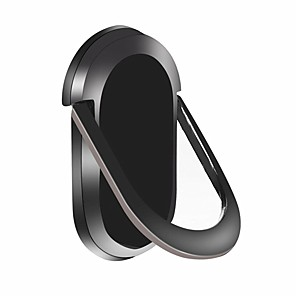 cheap Phone Mounts & Holders-Desk Mount Stand Holder Foldable / 360° Rotation / Ring Holder Buckle Type / 360°Rotation Metal / ABS Holder