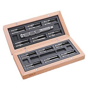 cheap Novelties-X-mini 24 In 1 Multi-purpose Precision Screwdriver Set Repair Tool with Magnetic Storage
