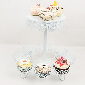 cheap Wedding Decorations-Cake Stand Iron Wedding Decorations Wedding / Anniversary Holiday / Creative / Wedding All Seasons