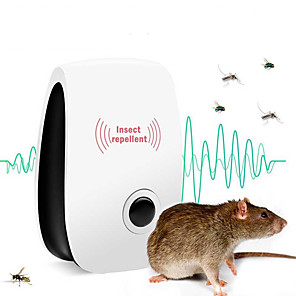 cheap Construction & Decoration-Mini Portable Mosquito Killer Lamps Living Room Bedroom Kitchen for Baby Adult
