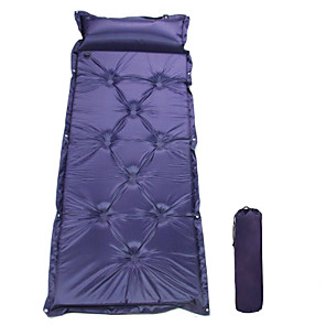 cheap Sleeping Bags & Camp Bedding-Sleeping Pad Self-Inflating Sleeping Pad Air Pad Outdoor Camping Inflated Polyester Taffeta for Camping / Hiking Traveling Outdoor