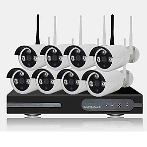 cheap Wireless CCTV System-166 ° NTSC / PAL SNR 2 Transfer Rate 5000 Mb/S