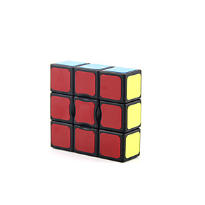 cheap Magic Cubes-Speed Cube Set Magic Cube IQ Cube YongJun D912 Scramble Cube / Floppy Cube 1*3*3 Magic Cube Puzzle Cube Office Desk Toys Teen Toy All Gift