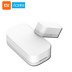 cheap Home Security System-Aqara Smart Window Door Sensor ZigBee Wireless Connection Multi-purpose work with Xiaomi smart home Mijia / Homekit