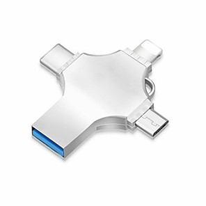 cheap Card Reader-LIFETONE SD card USB 3.0 / Type-c Card reader iPhone / iPod / Android Cellphone