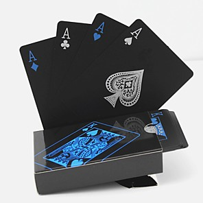 cheap Card Games & Poker-Board Game Card Game Poker Waterproof Games Party Favors PVC for Adults'