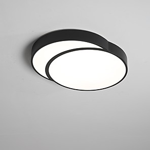 cheap Dimmable Ceiling Lights-1-Light 44 cm Flush Mount Lights Chic & Modern 200-240V / 110-120V / FCC