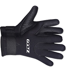 cheap Wetsuits, Diving Suits & Rash Guard Shirts-ZCCO Diving Gloves 5mm Neoprene Neoprene Wetsuit Gloves Warm Protective Durable Diving