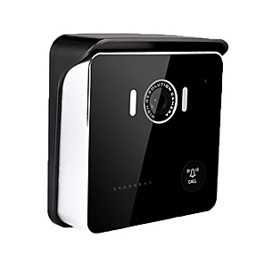 cheap Video Door Phone Systems-CSY-W915 WIFI Photographed No Screen(output by APP) Telephone 1280*720 Pixel One to One video doorphone