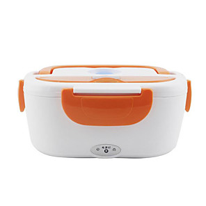 cheap Disinfection & Sterilizer-Car Electric Heated lunch box Underpan Heating Low Noise Food Warmer Container for Home Office School Traveling Use 12V