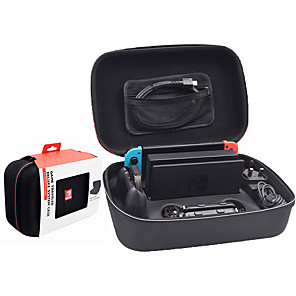 cheap Nintendo Switch Accessories-Cooho Nintendo Switch storage bag Switch game machine full set of accessories NS host handle hard box