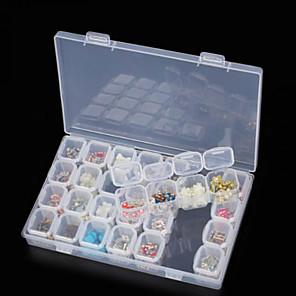 cheap Travel Security-Storage Box Plastic Multi-function / Durable Transparent