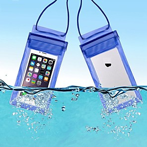 cheap Smartwatches-Waterproof Pouch Waterproof / Phone / Iphone / Convenient Cell Phone Special Material Swimming / Watersports