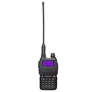 cheap Walkie Talkies-ELIDA UV2 Handheld PC Software Programmable / VOX / CTCSS / CDCSS 5KM-10KM 5KM-10KM 128 1500 mAh 5 W Walkie Talkie Two Way Radio