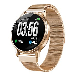 cheap Smartwatches-MK08 Smart Watch BT Fitness Tracker Support Notify/ Heart Rate Monitor Sport Smartwatch Compatible Samsung/ Android/ Iphone