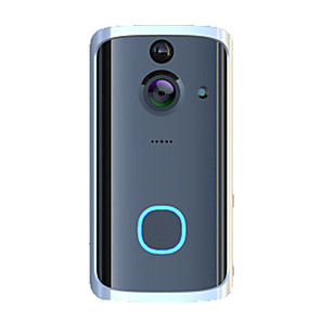 cheap Video Door Phone Systems-VS-M8 Wireless 2.4GHz Photographed / Recording ≤3 inch Telephone One to One video doorphone