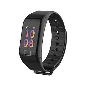 cheap Smart Wristbands-CK36 Men Smart Bracelet Smartwatch Android iOS Bluetooth Waterproof Touch Screen Heart Rate Monitor Blood Pressure Measurement Sports ECG+PPG Timer Pedometer Call Reminder Activity Tracker