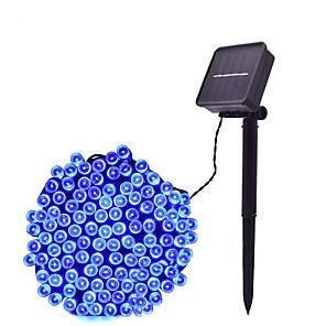 cheap LED String Lights-LOENDE® Solar Strings Light Lamp 5M LED Christmas Lights 5M 20LEDs 6V Fairy String Lights Led Outdoor Lighting Light Strip