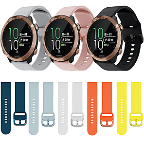 cheap Smartwatch Bands-Watch Band for Vivomove HR / Vivoactive 3 Garmin Sport Band Silicone Wrist Strap