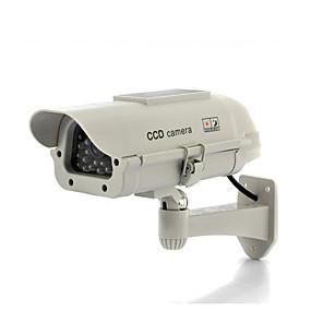 povoljno CCTV kamere-solarna simulacijska kamera 1/1 ccd simulirana kamera mpeg4 ip65