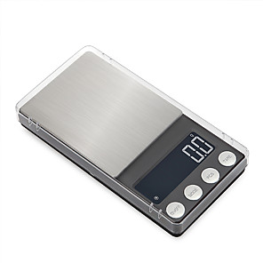cheap Novelties-High Precision pocket Jewelry Scales Balance 0.05g-300g Portable digital Lab Weight Gram scale Medicinal Use