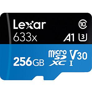 cheap Card Reader-Lexar 256GB Micro SD / TF Memory Card Class10 95MB/s Mobile phone