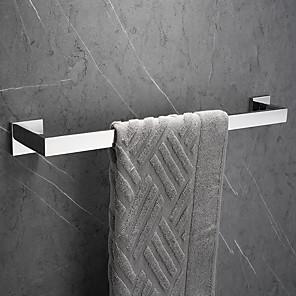 cheap Towel Bars-Towel Bar Premium Design / Creative Contemporary / Modern Metal 1pc - Bathroom 2-Towel Bar Wall Mounted