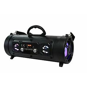 cheap Outdoor Speakers-M17 Wireless Bluetooth Speaker Column 15W Computer 2.1 Speaker Super Bass Stereo Subwoofer LED Speaker FM Raido USB AUX TF Card