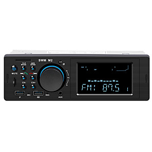 cheap Car DVD Players-SWM M2 4.1 inch 1 DIN Other OS Car MP3 Player Micro USB / MP3 / Built-in Bluetooth for universal / Volkswagen / Isuzu RCA Support MP3 / WMA / APE
