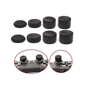 cheap Video Game Accessories-8 Piece Thumb Clip Anti-sweat Game Controller Thumb Stick Grips for Ps4 / XBox / Xbox One