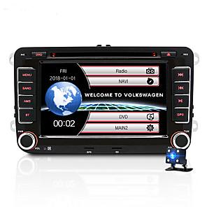 cheap Car DVD Players-JUNSUN 2531-S 7 inch 2 DIN Windows CE In-Dash Car DVD Player / Car MP5 Player / Car Multimedia Player GPS / MP3 / Built-in Bluetooth for Volkswagen / Skoda / Seat Support AVI / WMV / ASF MP3 / WMA