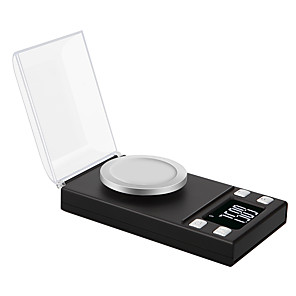 cheap Weighing Scales-0.005g 50g high Precision Lab Laboratory Weight Balance Jewelry Diamond Herbs Grams Gold Digital Electronic Scales