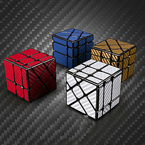 cheap Magic Cubes-Speed Cube Set Magic Cube IQ Cube Skewb 3*3*3 Magic Cube Puzzle Cube Stress and Anxiety Relief Manual Creative Teenager Children's Toy Gift