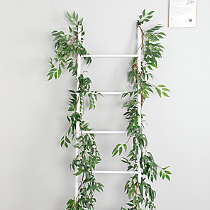 cheap Artificial Plants-Artificial Plants Plastic European Vine Wall Flower Vine 1