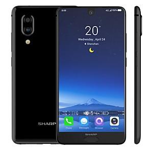 "cheap Smartphones-SHARP S2(C10) Global Version 5.5 inch "" 4G Smartphone ( 4GB + 64GB 8 mp / 12 mp Snapdragon 630 2700 mAh mAh )"