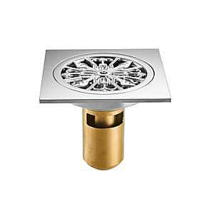 cheap Drains-Drain Creative Brass 1pc - Bathroom Floor Mounted