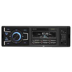 cheap Car DVD Players-SWM S1 4.1 inch 2 DIN Other OS Car MP4 Player / Car MP3 Player with Rear Camera / FM Transmitter / Radio for Volkswagen / Toyota / Nissan Bluetooth / Other / Mini USB Support RM / RMVB / WVGA / MJPEG