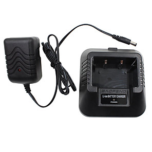 cheap Mobile Signal Boosters-BAOFENG Radio Original Desktop Charger (US type) fit for BAOFENG UV-5R 5RA 5RB 5RC 5RD 5RE 5REPLUS